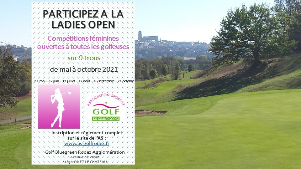 Ladies Open 2021